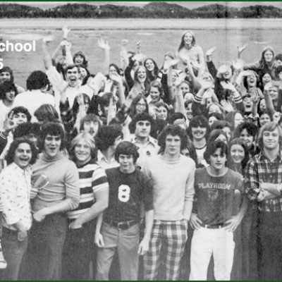 Abington High School-1975